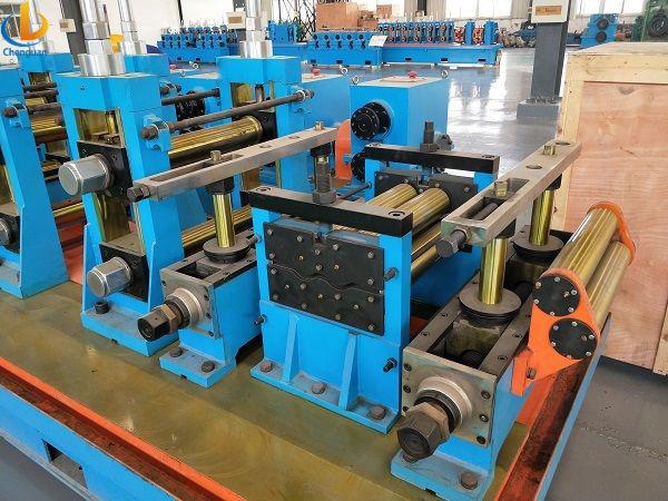 ERW 114 Tube Pipe Mill Machine-2