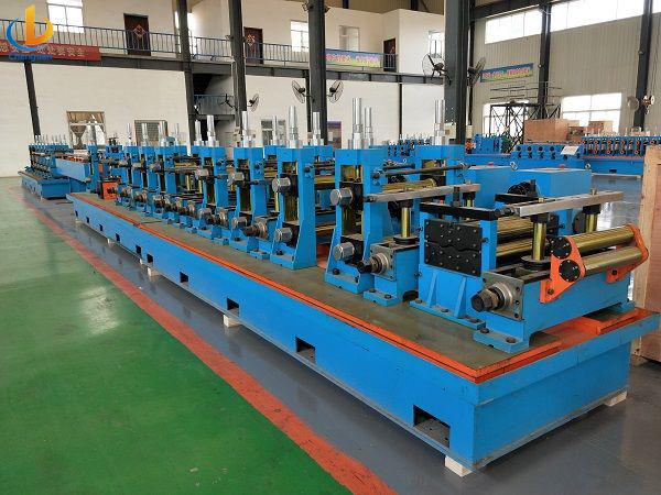 ERW 127 Tube Pipe Mill Machine-1