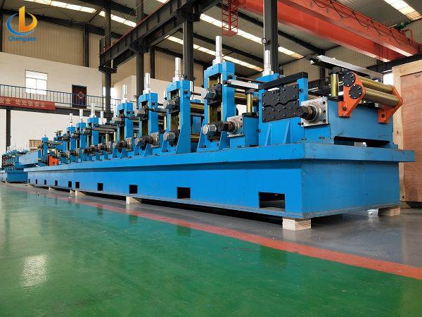 ERW 127 Tube Pipe Mill Machine-3