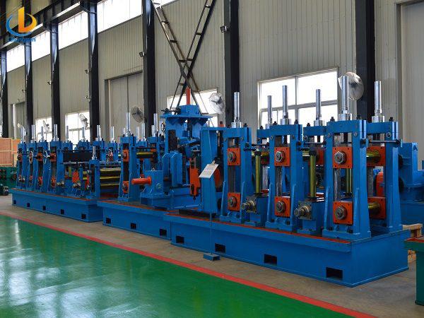 ERW 165 Tube Pipe Mill Machine-1