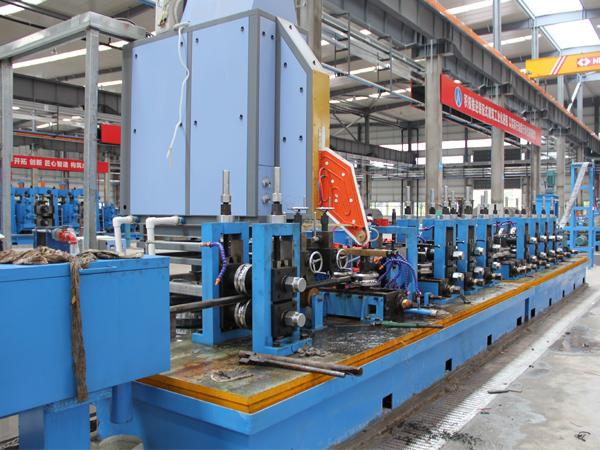 ERW 165 Tube Pipe Mill Machine-3