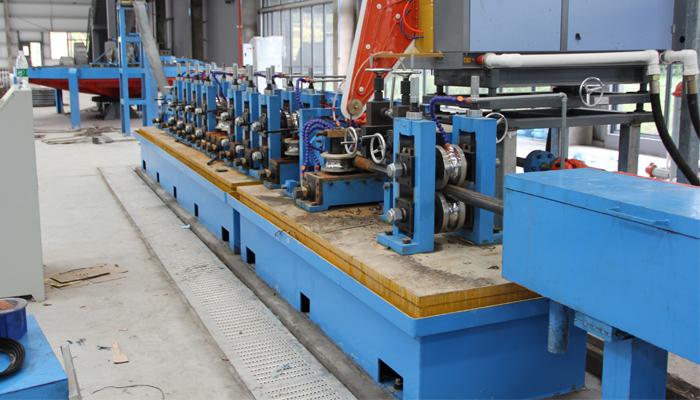 ERW 20 pipe mill machine-2