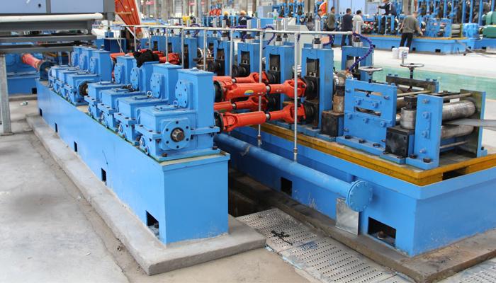 ERW 20 pipe mill machine-3