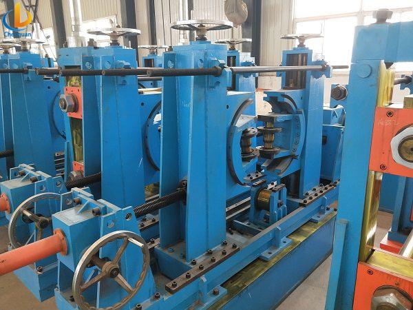 ERW 219 Tube Pipe Mill Machine-4