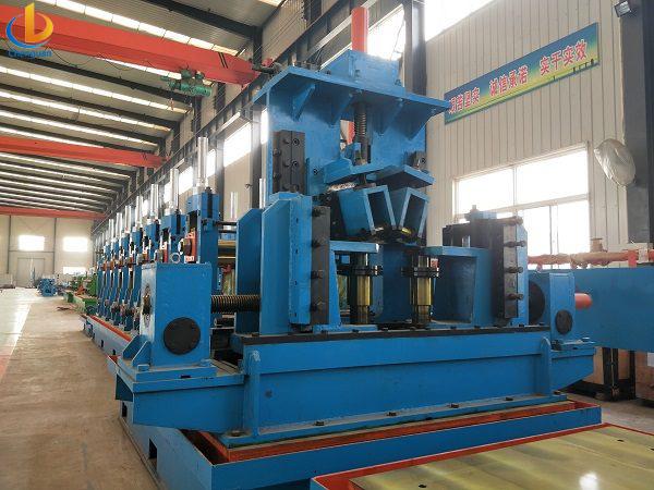 ERW 219 Tube Pipe Mill Machine-5