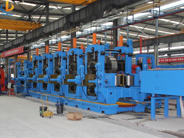 ERW 325 Tube Pipe Mill Machine-7