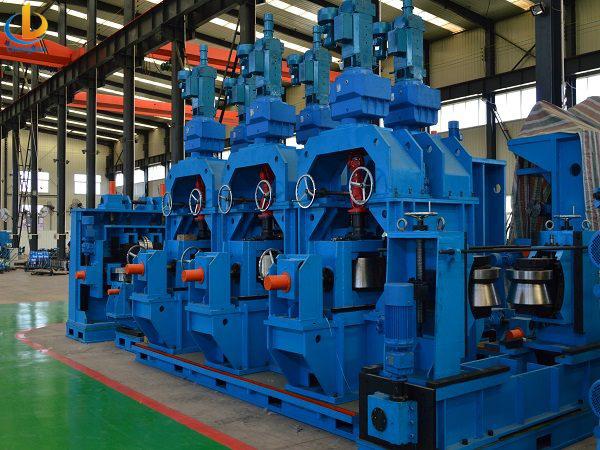 ERW 406 Tube Pipe Mill Machine-1