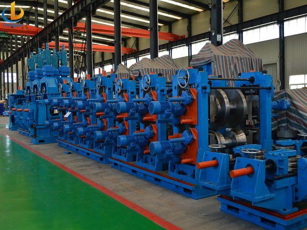 ERW 406 Tube Pipe Mill Machine-2