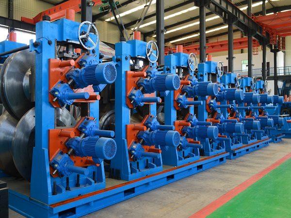 ERW 406 Tube Pipe Mill Machine