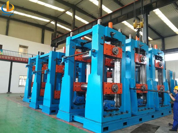 ERW 508 Tube Pipe Mill Machine-1