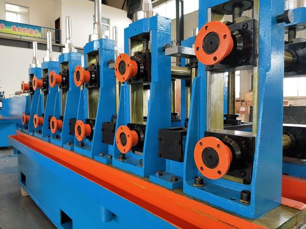 ERW 76 Tube Pipe Mill Machine-2