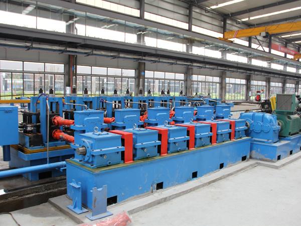 ERW 76 Tube Pipe Mill Machine-5