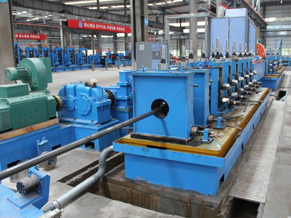 ERW 76 Tube Pipe Mill Machine-6