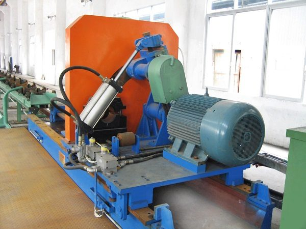 Tube Pipe Mill Flying Saw
