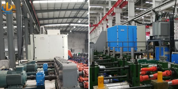 HF welding machine1-3