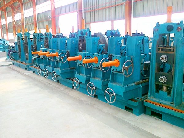 Multi-functional Pipe Tube Mill