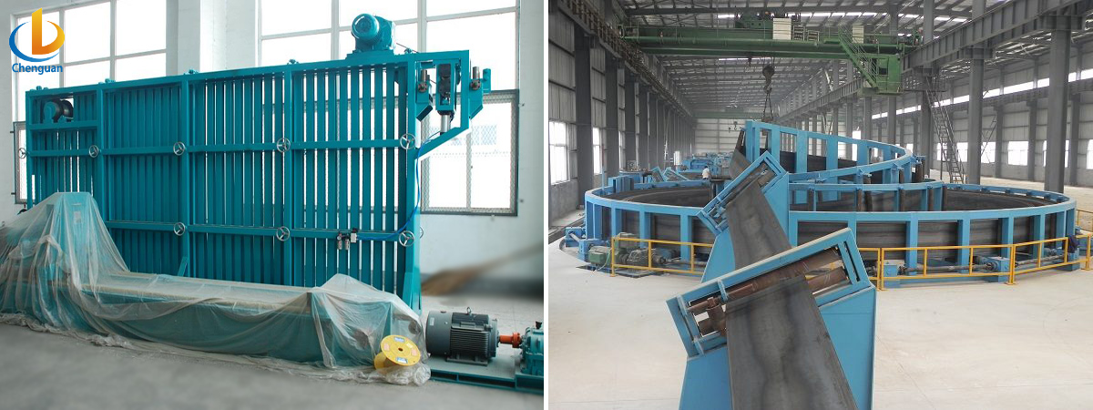 Tube Mill Accumulator