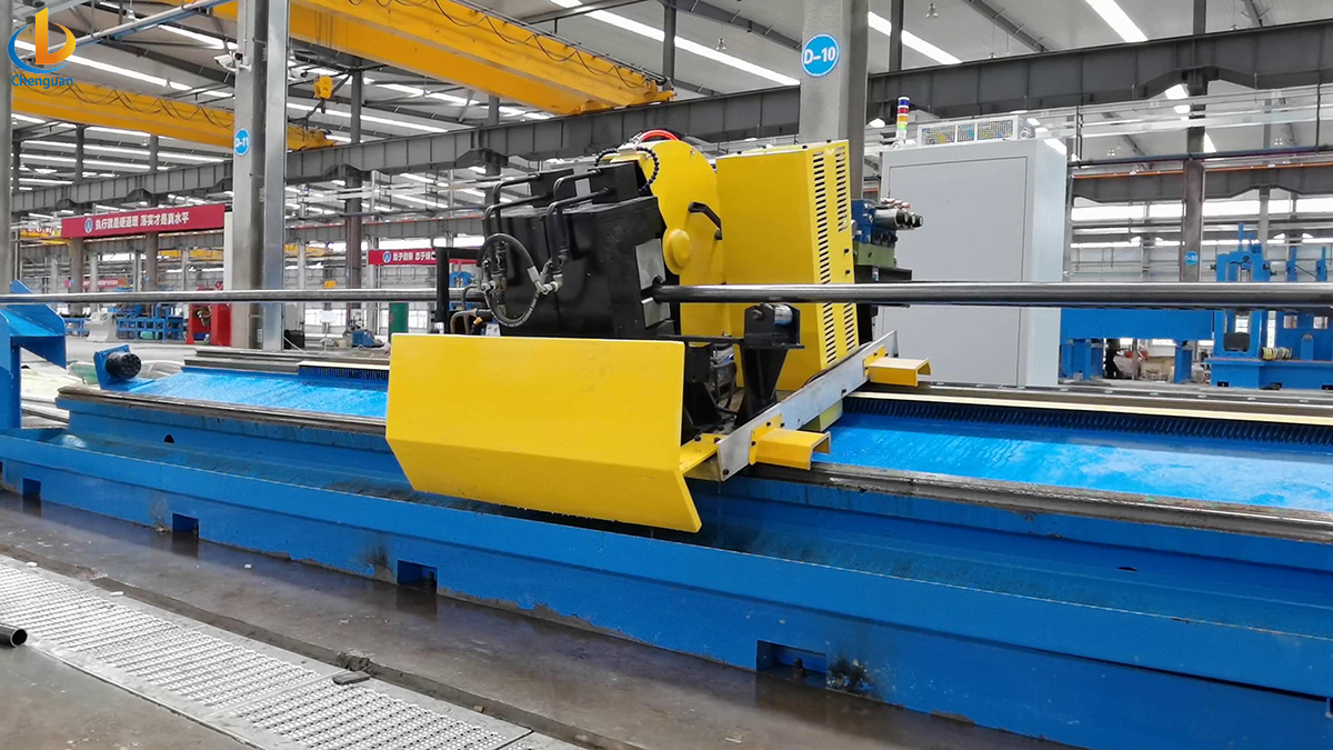 tube mill cutting machine