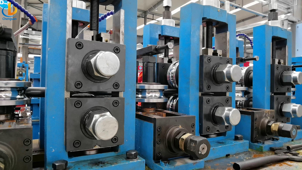 tube mill sizing machine
