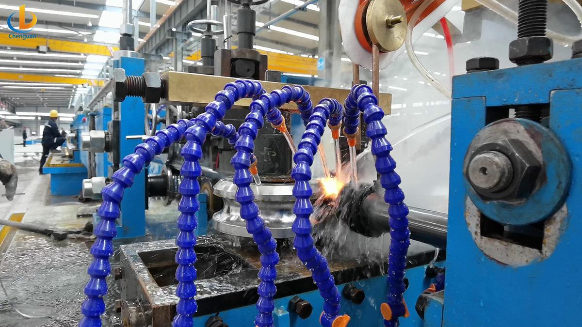 tube mill welding machine