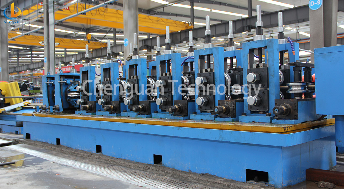 ERW Pipe Mill Sizing Machine