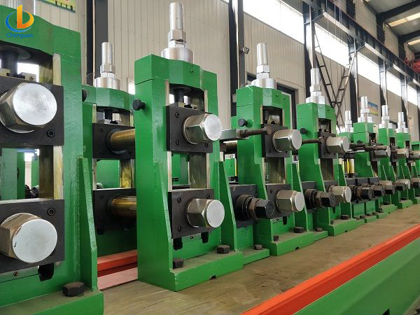89 Tube Pipe Mill Machine