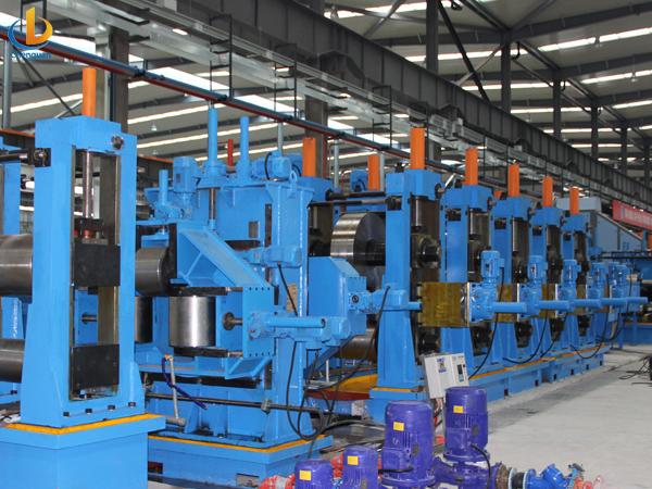 ERW 325 Tube Pipe Mill Machine-9