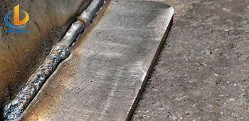 Long-lap welding