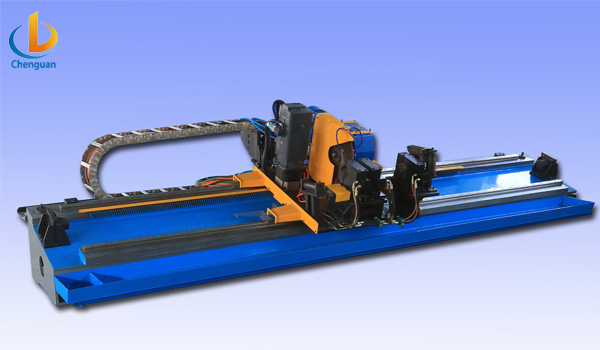 114cold flying saw cutter
