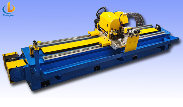 25cold flying saw cutter